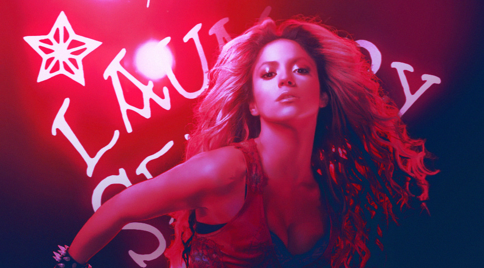 Há 17 anos, Shakira lançava Laundry Service seu ... |Shakira Laundry Service Photoshoot